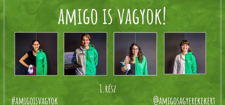 Amigo is vagyok! – Bemutatjuk az Instacsapat idei projektjét