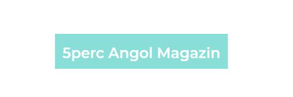 5 Perc Angol Magazinok