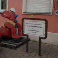 Tűzoltó utcai gyerekklinika