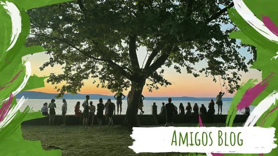 Balatonboglári barangolás, avagy nyaraltak és évet zártak az Amigók